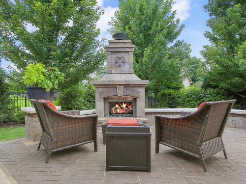 Fireplace Patio